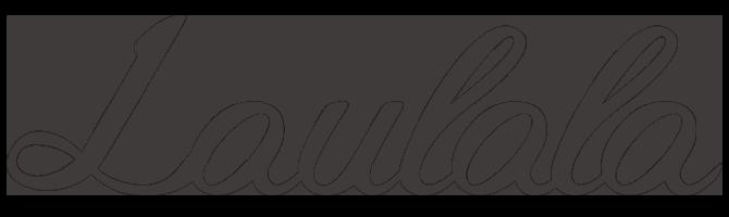 Laulala(ラウララ)のロゴ